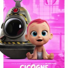 Cicogne in missione: il character poster di Baby
