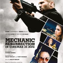 Locandina di Mechanic: Resurrection