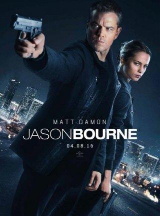 Jason Bourne: la nuova locandina
