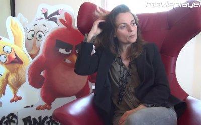 Angry Birds - Il film: Video intervista alla Character Art Director Francesca Natale