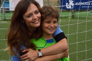 I babysitter: Francesca Cavallin e Davide Pinter