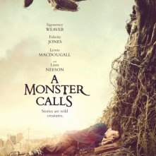 A Monster Calls: la nuova locandina