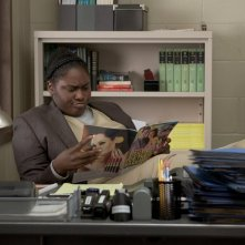 Orange is the New Black: l'attrice Danielle Brooks in una foto della quarta stagione