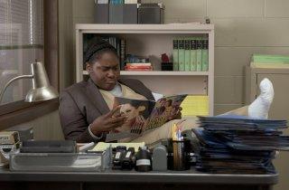 Orange is the New Black: l'attrice Danielle Brooks in una foto della quarta stagione