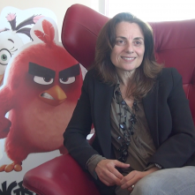 Angry Birds - Il film: La Character Art Director italiana Francesca Natale