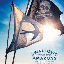 Locandina di Swallows and Amazons