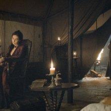 Il Trono di Spade: Jon Snow fa visita a Melisandre in Battle of the Bastards