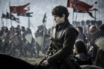 Il Trono di Spade: Iwan Rheon è Ramsay nell'episodio Battle of the Bastards