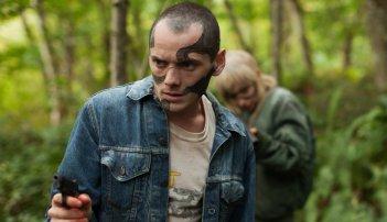 Green Room: Anton Yelchin in un momento del film