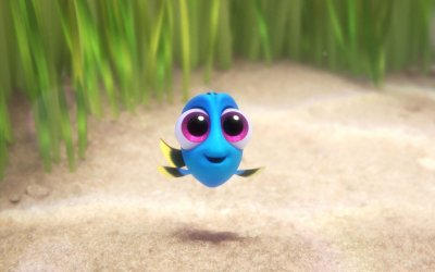 "Finding Dory - Clip ""Baby Dory"""