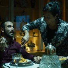 Gomorra - la serie: Marco Palvetti in una scena