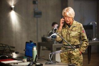 Il diritto di uccidere: Helen Mirren in tenuta militare