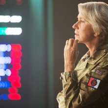 Il diritto di uccidere: una assorta Helen Mirren in un momento del film