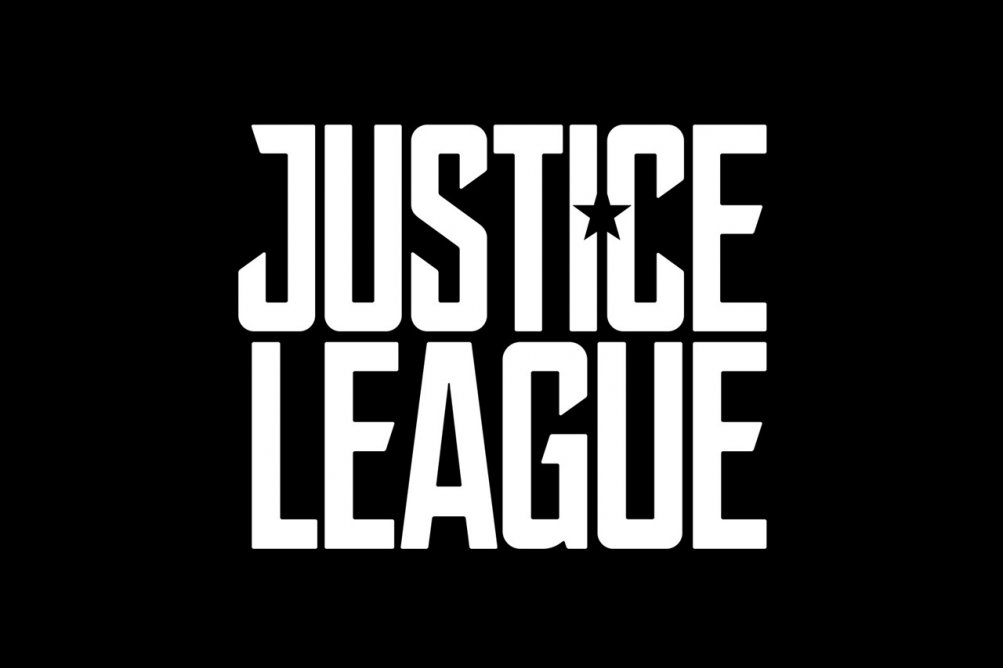 Justice League: uno dei loghi ufficiali del film
