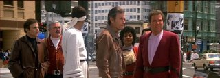 Star Trek IV: Rotta verso la Terra: una scena del film