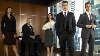 Suits: un'immagine promozionale della serie