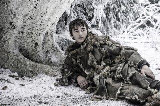 Il Trono di Spade: Bran in un'immagine della puntata The Winds of Winter