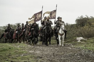 Il Trono di Spade: un'immagine del season finale The Winds of Winter