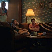 It Follows: una scena del film horror diretto da David Robert Mitchell