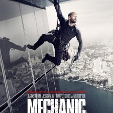 Mechanic: Resurrection - La nuova locandina del film