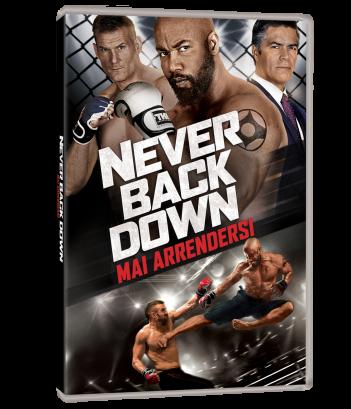 Pack photo del DVD di Never Back Down - Mai arrendersi