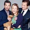 Bridget Jones's Baby: i character poster del protagonisti