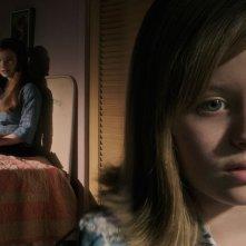 Ouija - L'origine del male: Lulu Wilson e Annalise Basso in una scena del film
