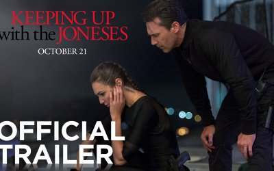 Keeping Up With the Joneses - Trailer
