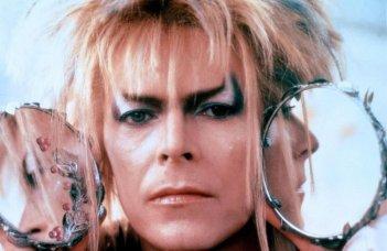 Labyrinth - Dove tutto è possibile: un primo piano di David Bowie