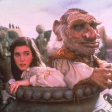 Labyrinth - Dove tutto è possibile: Jennifer Connelly in una scena del film