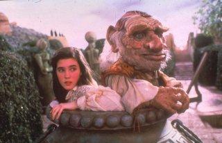 Labyrinth - Dove tutto è possibile: Jennifer Connelly in una scena del film