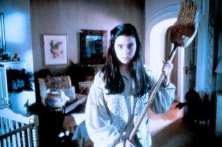 Labyrinth - Dove tutto è possibile: Jennifer Connelly in un'immagine tratta dal film