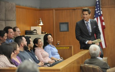 The Grinder: avvocati in famiglia tra sitcom e legal