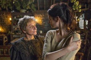 Penny Dreadful: Eva Green in un istante del terzo episodio della seconda stagione
