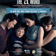 The A Word: il poster della serie