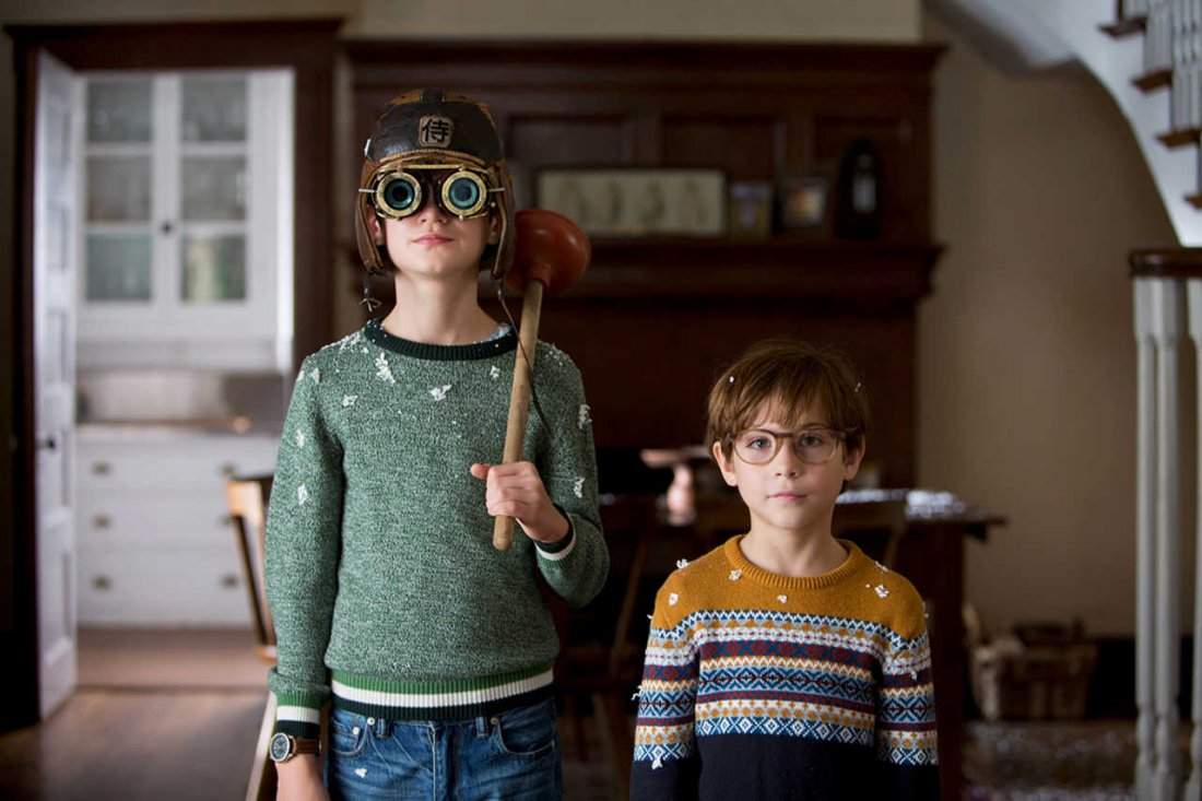 Jacob Tremblay In The Book Of Henry