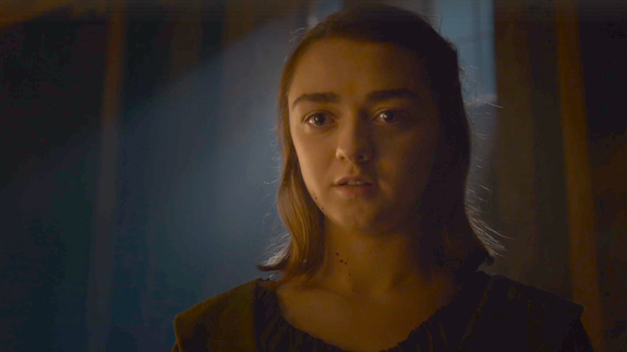 Il Trono di Spade: il ritorno di Arya nell'episodio The Winds of Winter
