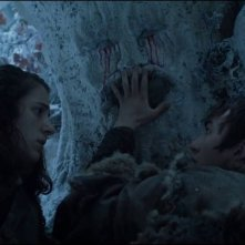Il Trono di Spade: Bran in una foto di The Winds of Winter