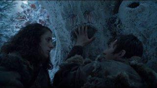 Il Trono di Spade: Bran in una foto di The Winds of Winter