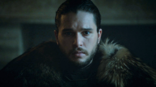 Il Trono di Spade: Jon Snow è il Re del Nord in The Winds of Winter