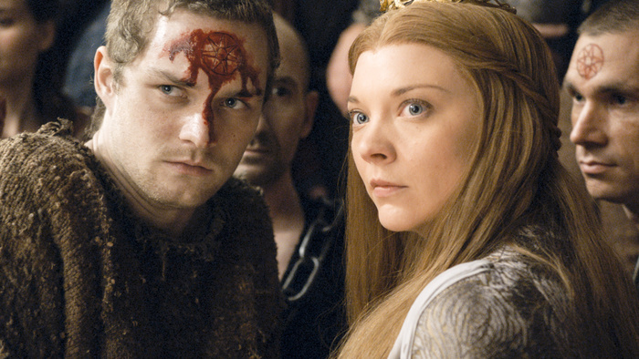 Il Trono di Spade: Loras e Margaery in The Winds of Winter