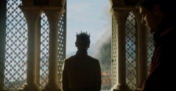 Il Trono di Spade: Tommen osserva quanto accaduto in The Winds of Winter