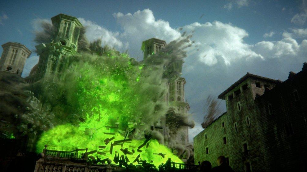 Il Trono di Spade: gli effetti dell'Altofuoco nell'episodio The Winds of Winter
