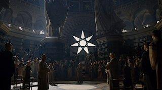 Il Trono di Spade: il processo in un'immagine di The Winds of Winter
