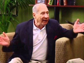 Mel Brooks nella serie Curb Your Enthusiasm