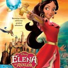 Elena of Avalor: la locandina della serie