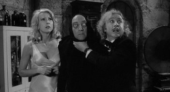 Frankenstein Junior: una divertente immagine del film
