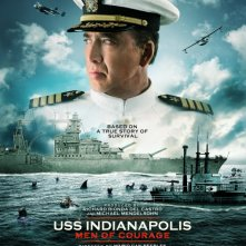 USS Indianapolis: Men of Courage - La nuova locandina