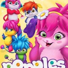 Popples: la locandina della serie