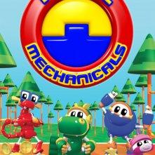 Animal Mechanicals: la locandina della serie